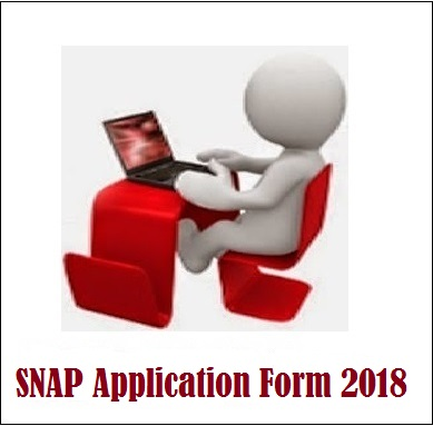 Snap Application Form 2018 Registration How To Apply
