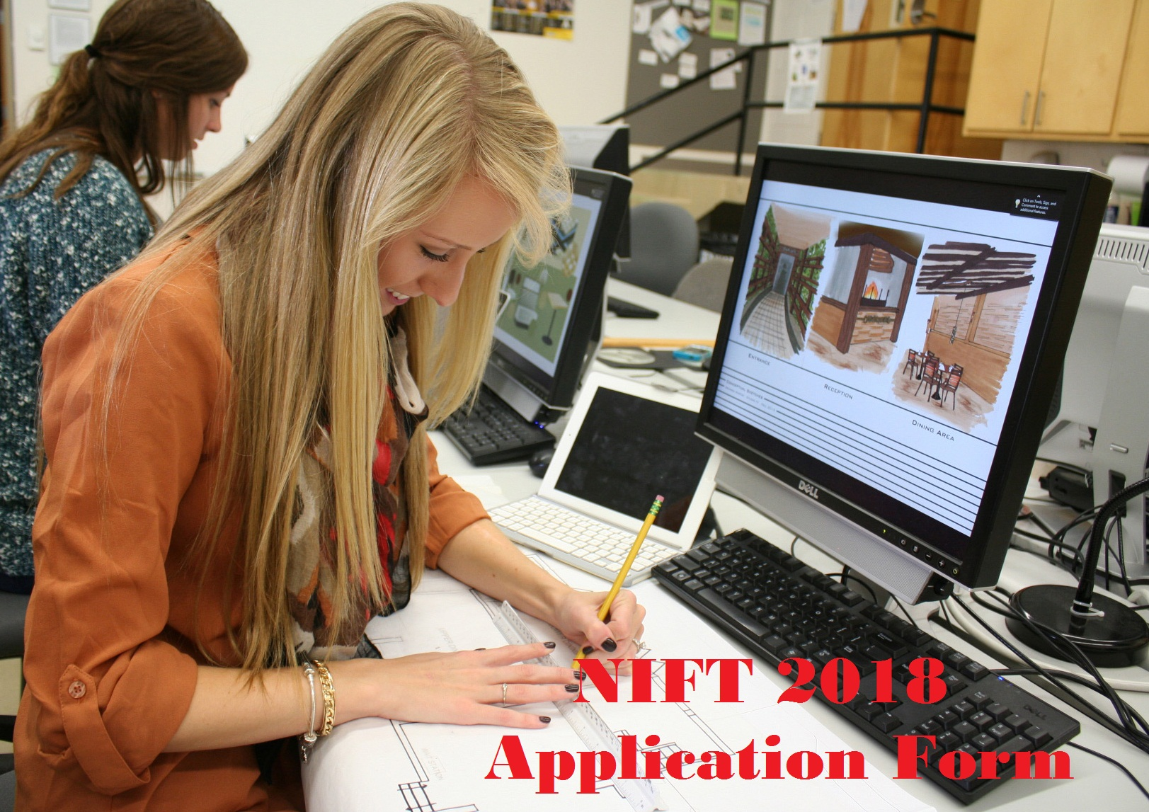 Nift application form 2018 admission form eligibility - Interior decorator students for hire ...