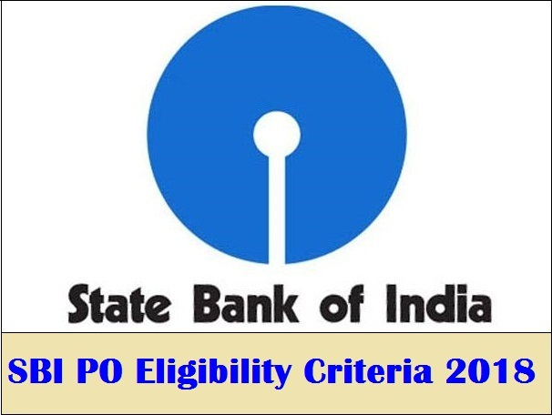 state bank of india requirements 2018