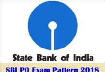 SBI PO Exam Pattern 2018: Check Here