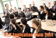 XAT Application Form 2018