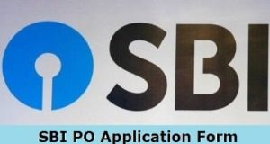 SBI PO Application Form 2020 Details