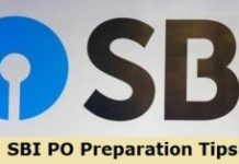 SBI PO Preparation Tips 2020 Information