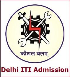 Delhi ITI Admission 2020 details
