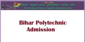 Bihar Polytechnic counselling 2020 Information