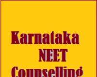 Karnataka NEET Counselling 2020 Details