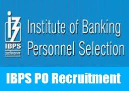 IBPS PO 2020 Recruitment Details