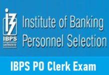 IBPS Clerk 2020 Exam Information