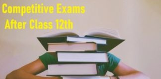 Entrance Exams After Class 12th